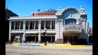 The Al Ringling Theater    Baraboo Wisconsin