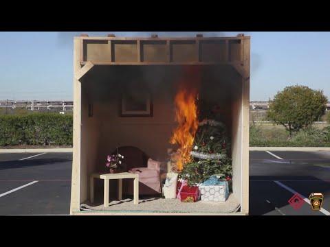 PSA: Christmas Tree Fires