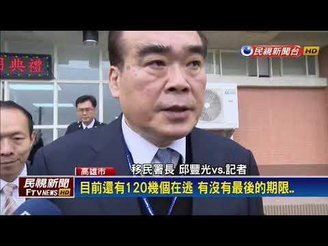 越南脫逃案人數創新高 邱豐光南下避談-民視新聞