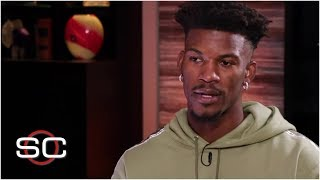 Jimmy Butler talks 'brutally honest' practice, says relationship with Wolves is 'not fixed' | NBA