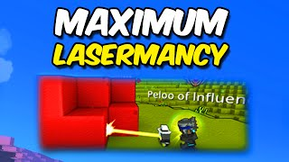 MAX LASERMANCY in Trove