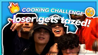 Cooking Competition w My Friends