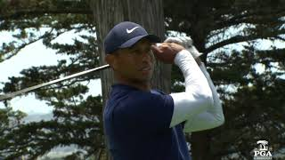 Tiger Woods | Best Shots from His Third-Round 72 at the 2020 PGA Championship