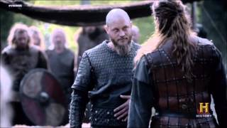 King Ragnar! That is my name!