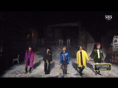 BIGBANG - 'LAST DANCE' 0115 SBS Inkigayo