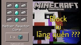 Những điều bạn có thể chưa biết về Minecraft PE #14 - Lò phản ứng địa ngục ???