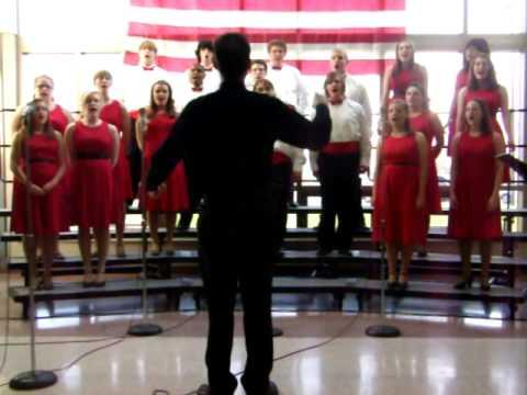 Chamber Choir - National Anthem (Jazz Night)