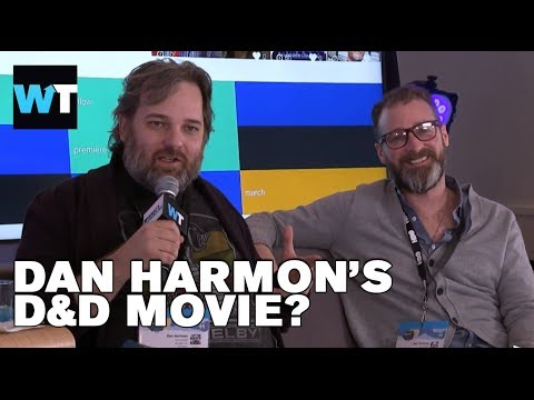 Dan Harmon's Dungeons & Dragons Movie Pitch | #SamsungSXSW ...