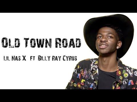 Lil Nas X - Old Town Road ft. Billy Ray Cyrus [ Lyrics ]