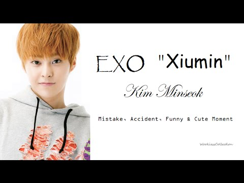 PART 104: Kpop Mistake & Accident [EXO Xiumin only.]