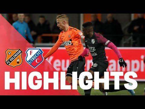 HIGHLIGHTS | FC Volendam - Jong FC Utrecht
