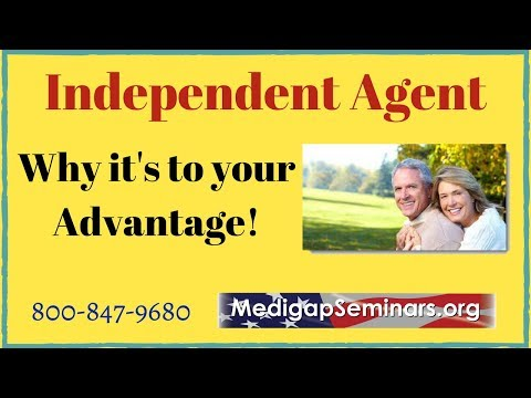 Advantages of Using an Independent Medicare Insurance Broker