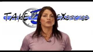 Senior Exercise videos: TAKE 5 HAND SQUEEZE