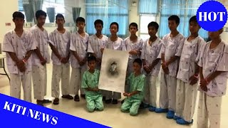Boys from Wild Boars Team Shocked and Cried after Being Told About Navy Seals