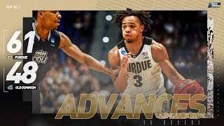 Purdue vs. Old Dominion: First Round NCAA Tournament Extended Highlights