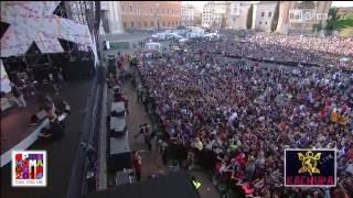 KACHUPA - LIVE in ROME - PRIMO MAGGIO