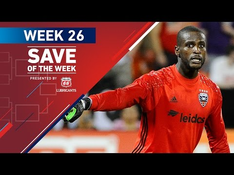 Phillips 66 Save of the Week | Vote for the Top 8 MLS Saves (Wk 26)