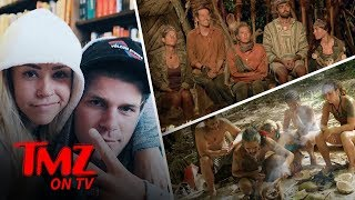 'Survivor' Contestants Violate NDA, $5 Million Fine on the Line | TMZ TV