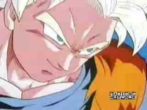 Goku Vs Majin vegeta (Audio Latino)
