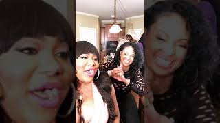 "Ts Madison ""The Queens Supreme Court AFTERSHOW"" w/Tiffany Foxx 9/24/18"