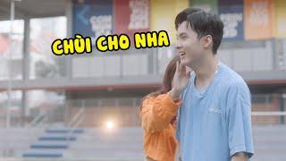 THIS WAY (Behind The Scenes) - CARA x NOWAY | Khi 2 danh hài đóng MV tình cảm.