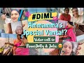 #DIML|Ammamma's Special Vanta with Mom!?|Video Call to Pinni,Dolly & Julie after a Long time & More|