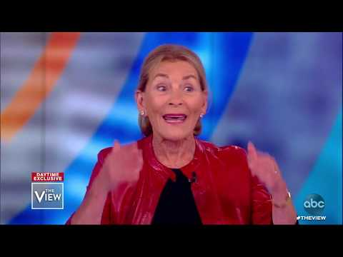 Judge Judy explains her endorsement of Michael Bloomberg | The View
