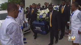 Muhlaysia Booker Laid To Rest