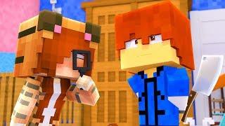 Minecraft Daycare - DETECTIVE TINA !? (Minecraft Roleplay)