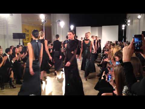 Jason Wu shows his Fall 2014 RTW Collection in Chicago