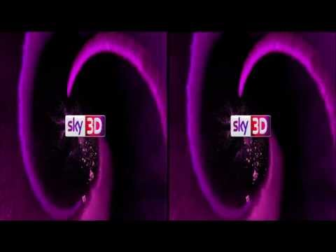 Sky 3D UK - Movie Advert & Ident 15-06-2014