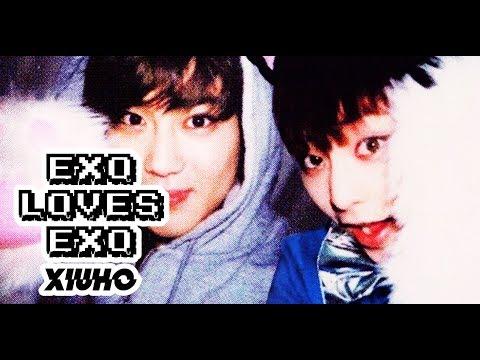 EXO LOVES EXO: XiuHo
