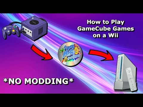 backup gamecube games on wii