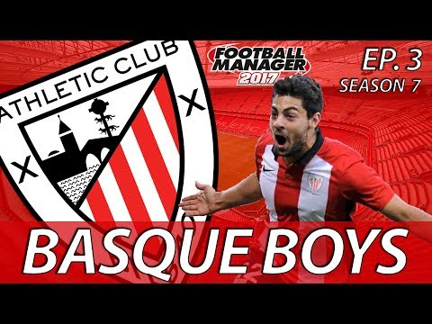 Basque Boys | S07E03 | THE BASQUE BEAST | Football Manager 2017