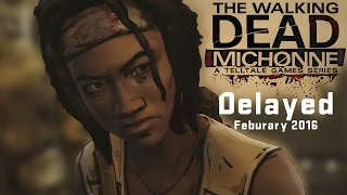 The Walking Dead: Michonne Gameplay Trailer and Delay to February 2016 [NEWS]
