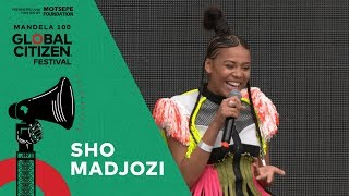 "Sho Madjozi Performs ""Wakanda Forever"" 