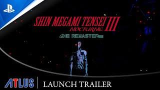 Shin megami tensei 2i nocturne hd remaster :  bande-annonce