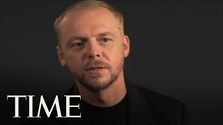 Simon Pegg | TIME Magazine Interviews | TIME