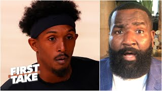 Kendrick Perkins explains how the Clippers will adjust with Lou Williams back | First Take
