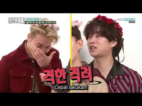 Weekly Idol super junior ep 328 sub indo