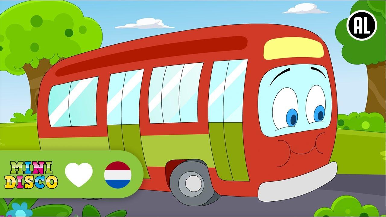 De Wielen Van De Bus - DD Company - YouTube