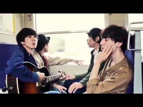 The Folkees (フォーキーズ)「抱きしめ合えたら」 MV
