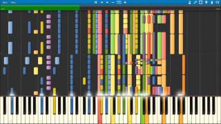 Piano Does AMAZING Slide (Shooting Star) - xDEFCONx [60,000 Special, pt. 2]