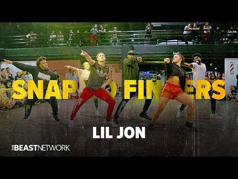 Snap Yo Fingers   Lil Jon | Willdabeast & Janelle Ginestra