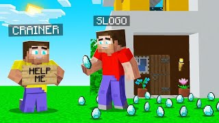 Selling My House To Slogo For DIAMONDS! (went homeless)