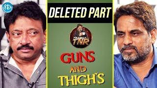 Frankly With TNR : Ram Gopal Varma's Exclusive Interview D..