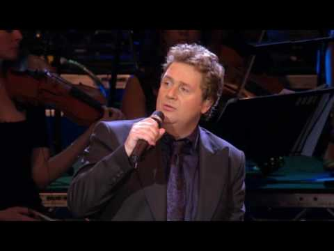 Michael Ball .The winner takes it all