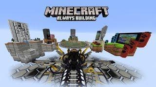 Minecraft - Better Together Frissítés