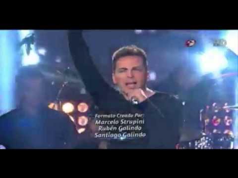 Cristian Castro-En El Opening de Parodiando✿Canal de las★★ツ