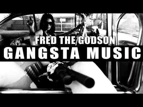 Fred The Godson - Gangsta Music Freestyle